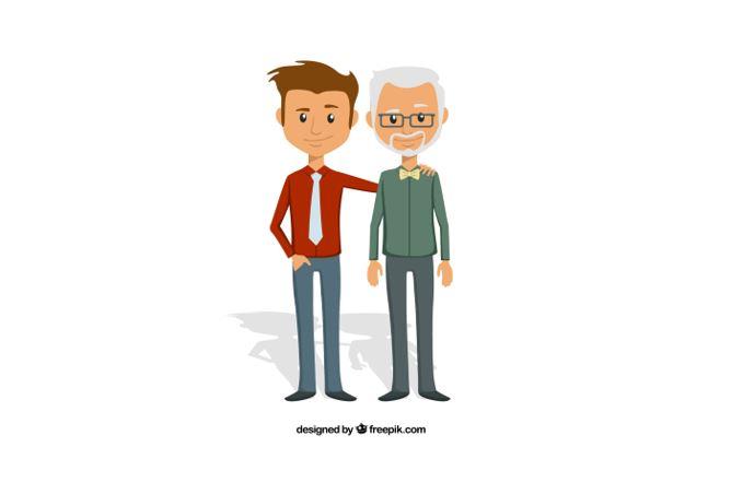 Padre-hijo