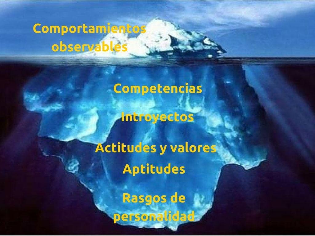 Iceberg competencias