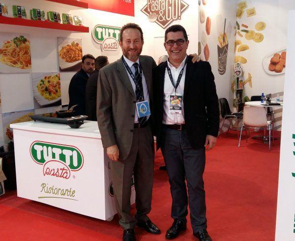Alimentaria 2016-Tutti Pasta