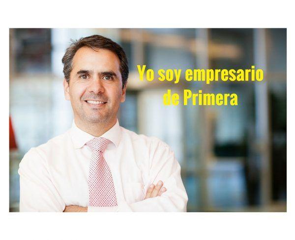 Empresario de Primera