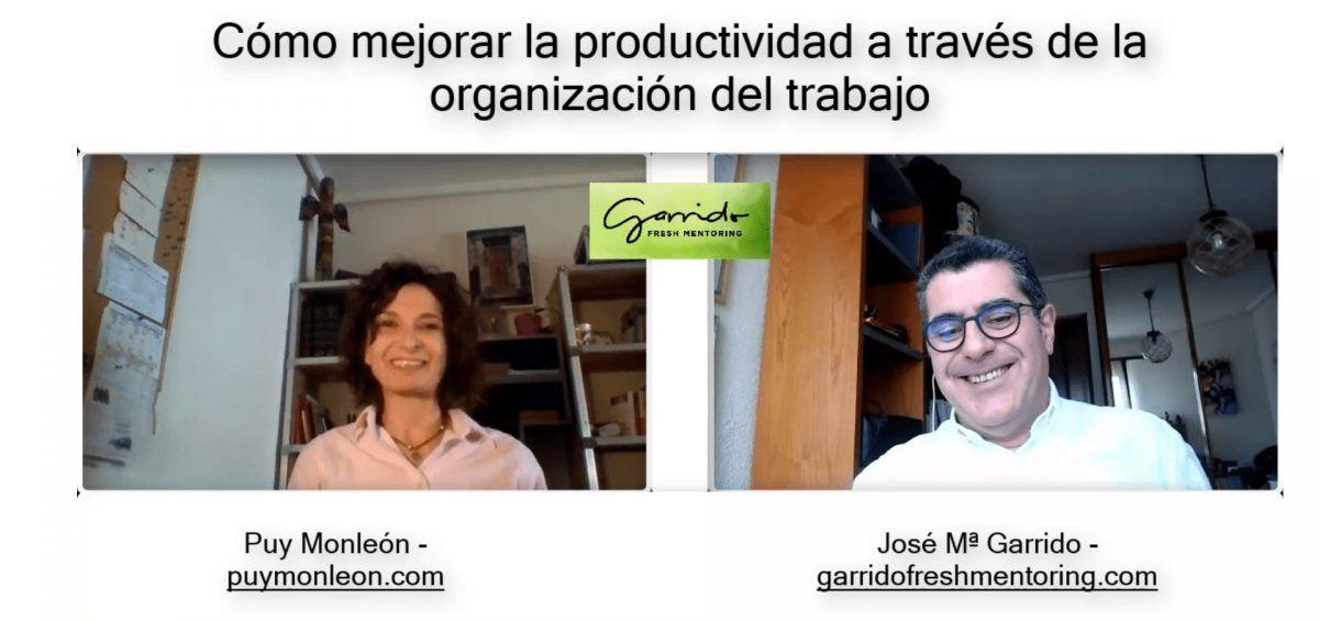 organizacion del trabajo