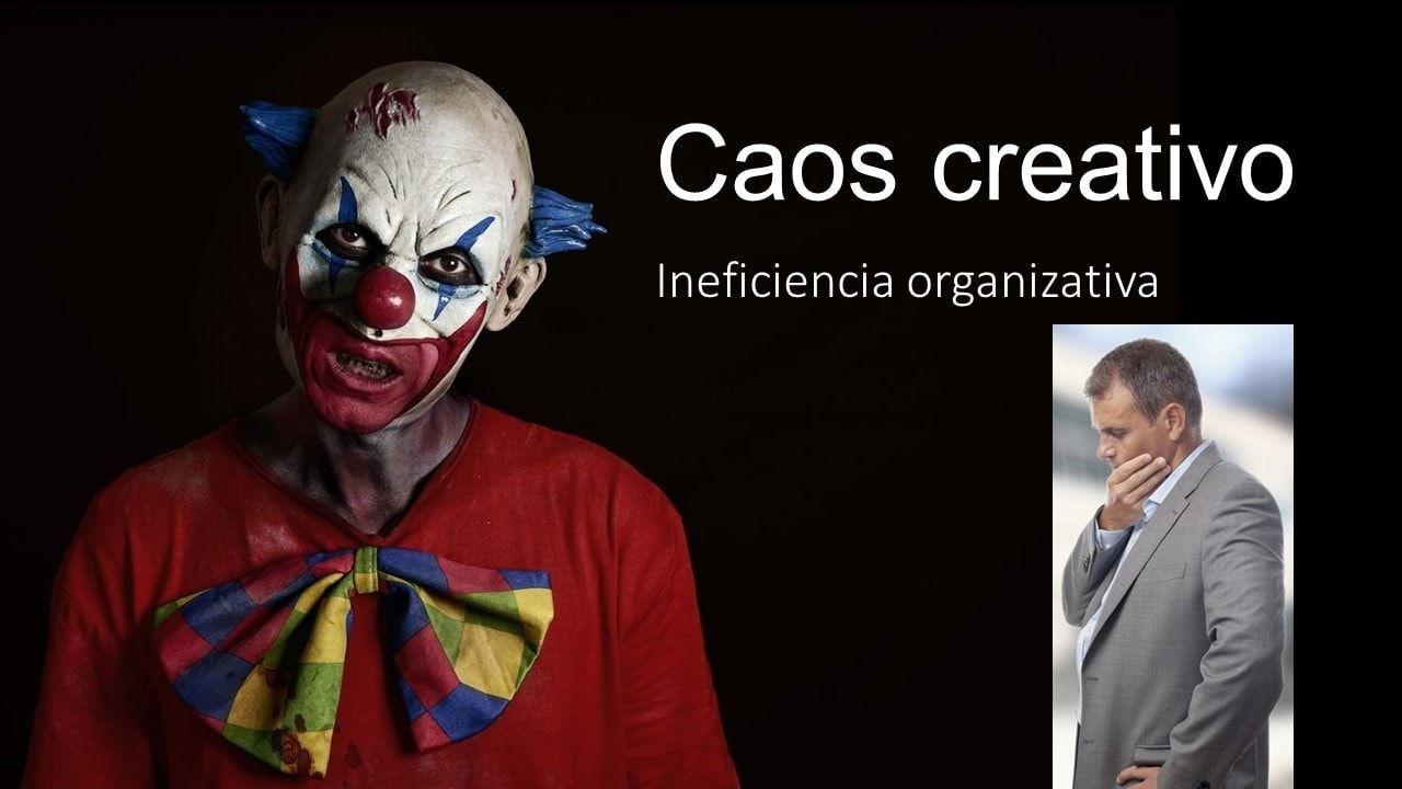 caos creativo